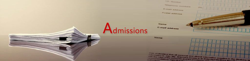 ADMISSION TO SYJC